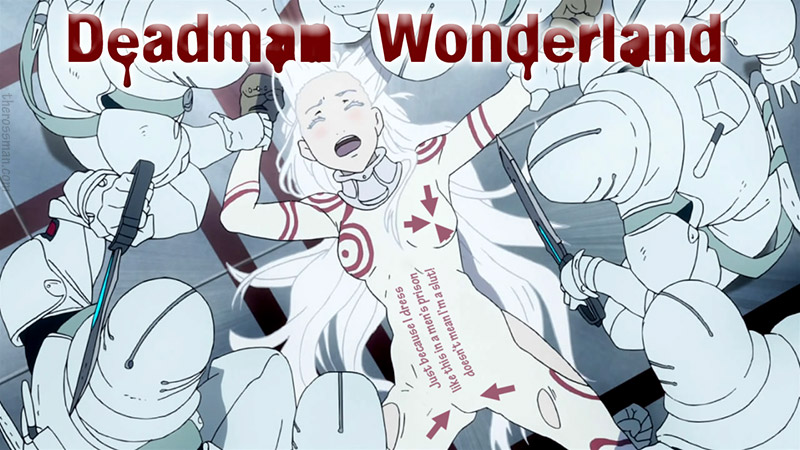 Anime review rating rossmaning deadman wonderland deadman wonderland anime anime voltagebd Gallery