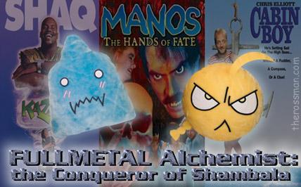 anime fullmetal alchemist the movie the conqueror of shamballa