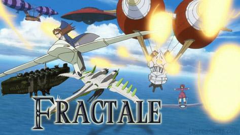 Fractale anime