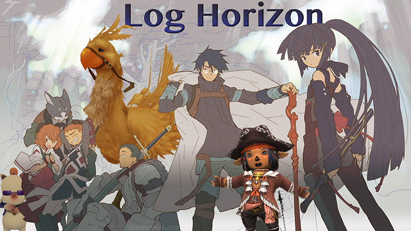 Anime Review Rating Rossmaning Log Horizon