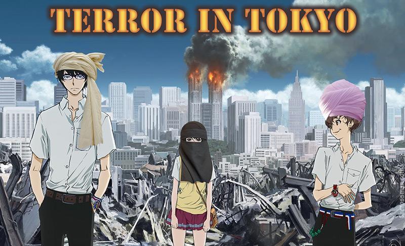 Terror In Tokio